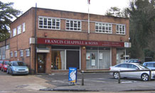 Photo of Francis Chappell & Sons