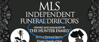Hunter family leaflet