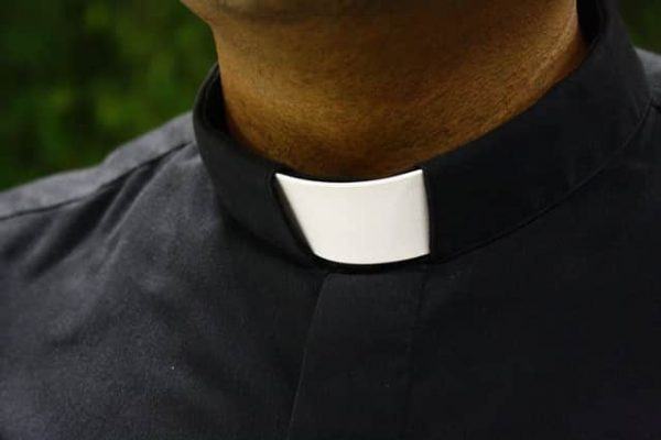 priest funeral
