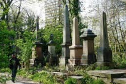 London's Magnificent Seven Cemeteries