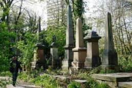 London's Magnificent Seven Cemeteries