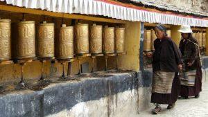 tibetan burial