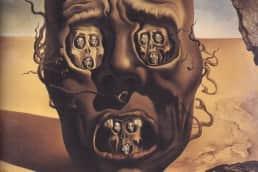 Dali Anatomical Art
