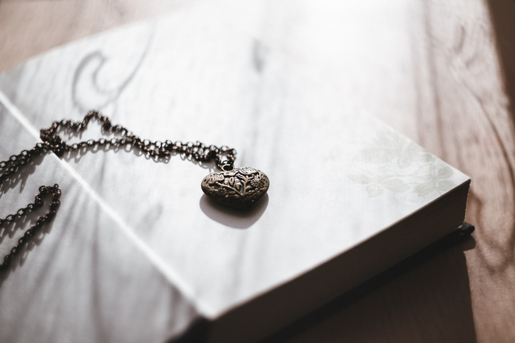 cremation jewellery