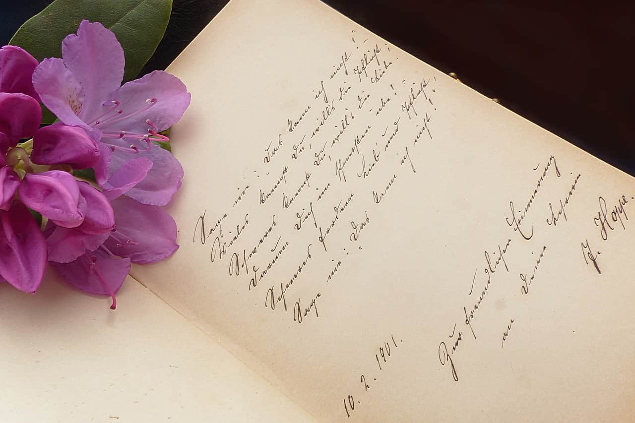 How To Find The Right Funeral Poem Beyond Advice Centre