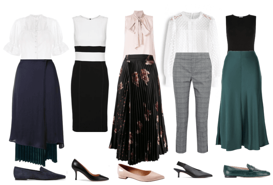 Funeral outfit ideas for summer.
